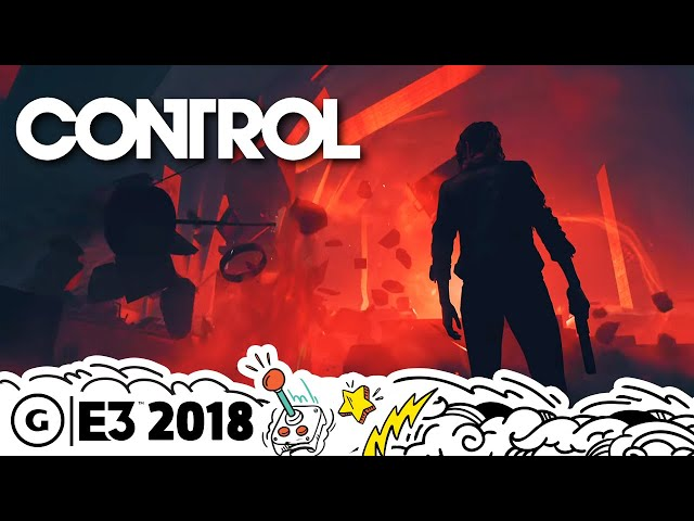 Control Director Explains Remedy's Vision for its Next Big Game | E3 2018