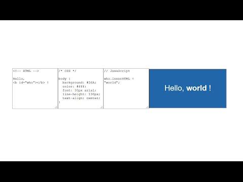 CodeGolf JS ep. 1: MiniCodeEditor