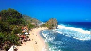 Pantai Terindah di Jawa Tengah - The Beauty of Central Java, Indonesia - Stafaband