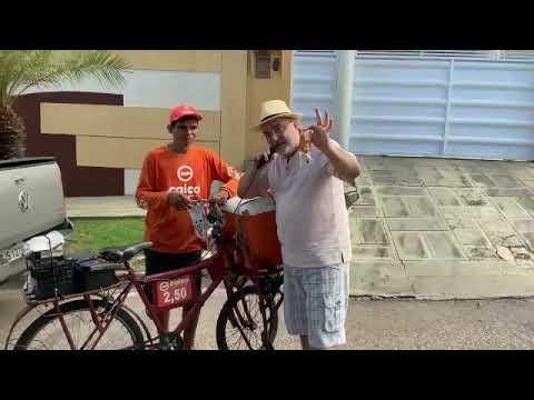 "Senador do RN compra picolé de vendedor ambulante para encerrar polêmica: ""Nada contra"""