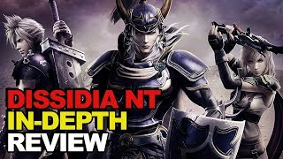 Dissidia Final Fantasy NT Review: The DEFINITIVE In-Depth Review