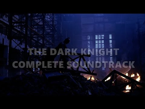 The Dark Knight Complete Soundtrack