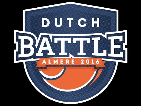 Dutch Battle 2016 day 2d MEN - Poland-Netherlands (white - orange)