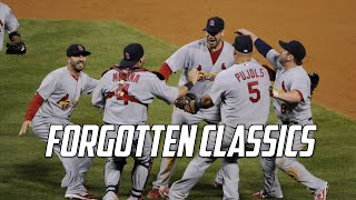 MLB | Forgotten Classics #5 - 2011 NLDS Game 5 (STL vs PHI)