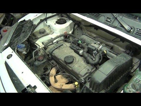 Citroen Berlingo M59 1,4KFW - что общего у генератора и BSI