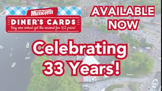 2019 Diners Card promo