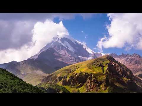 Горы и долины.  Музыка Сергея Чекалина. Mountains And Valleys. Music By Sergey Chekalin.