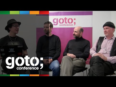 GOTO 2014 • Interview with Tim Bray, Erik Doernenburg & Martin Fowler