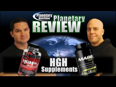 HGH Supplements - Planetary Review