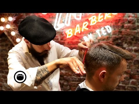 back and sides haircut tutorial clip hay hair cut tutorial back and sides 4759
