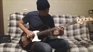Bass Guitar CORT GB34A - Beginner level player