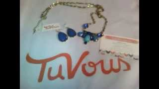 Siren Accessories featuring TuVous - Azul Droplets and Take Flight Thumbnail