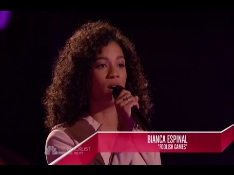 The Voice 2014: Bianca Espinal -