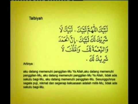 Panduan Haji [10]: Miqat, Ihram, Thawaf, Sa'i dan Tahallul