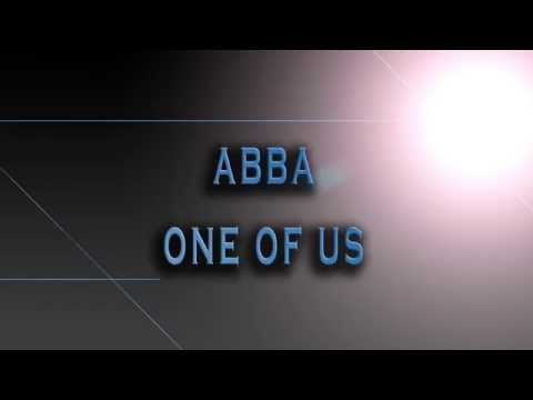 ABBA-One Of Us [HD AUDIO]