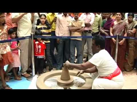 Pongal Celebrations in Ampa Sky Walk Mall
