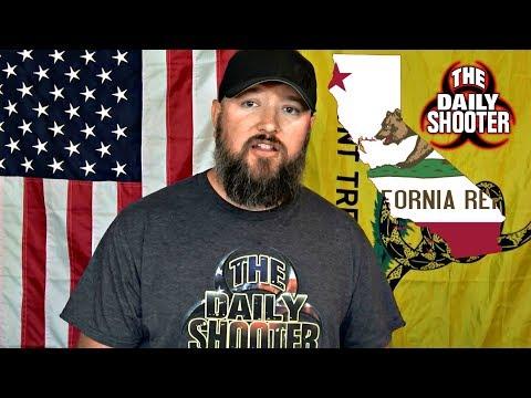 Urgent Warning to California Gun Owners