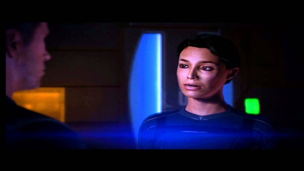 Mass Effect Sex Ashley