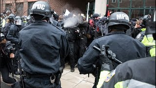 Where's the 'Resistance' for J20 Protesters?