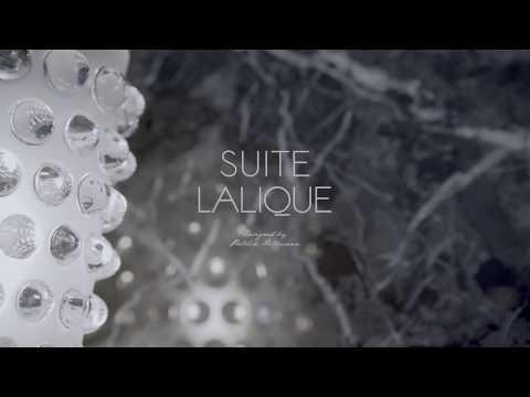 Suite Lalique By Patrick Hellmann - Hotel Prince De Galles Paris