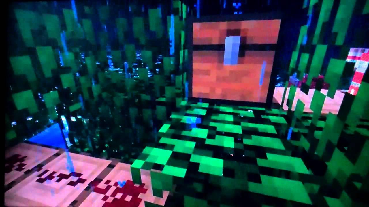 how to make an underground base in minecraft xbox