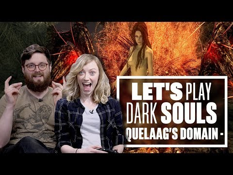 Let's Play Dark Souls Episode 8: SPRING BREAK MILDRED SAVES THE DAY