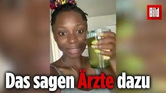 Fragwürdiger Beauty-Trend: Frau trinkt jeden Morgen Eigenurin