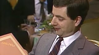 What's on the Menu Today? | Funny Episodes | Classic Mr Bean