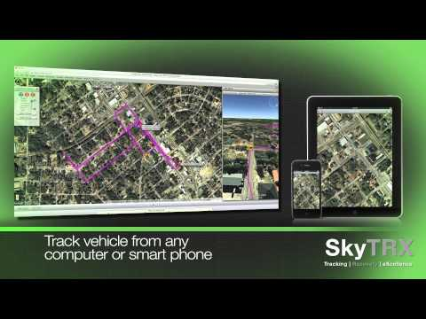 Silver Cloud - Real Time GPS Tracking