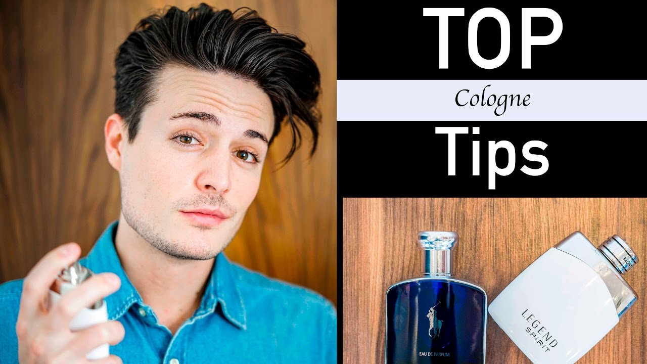 Watch How To Correctly Apply Cologne video