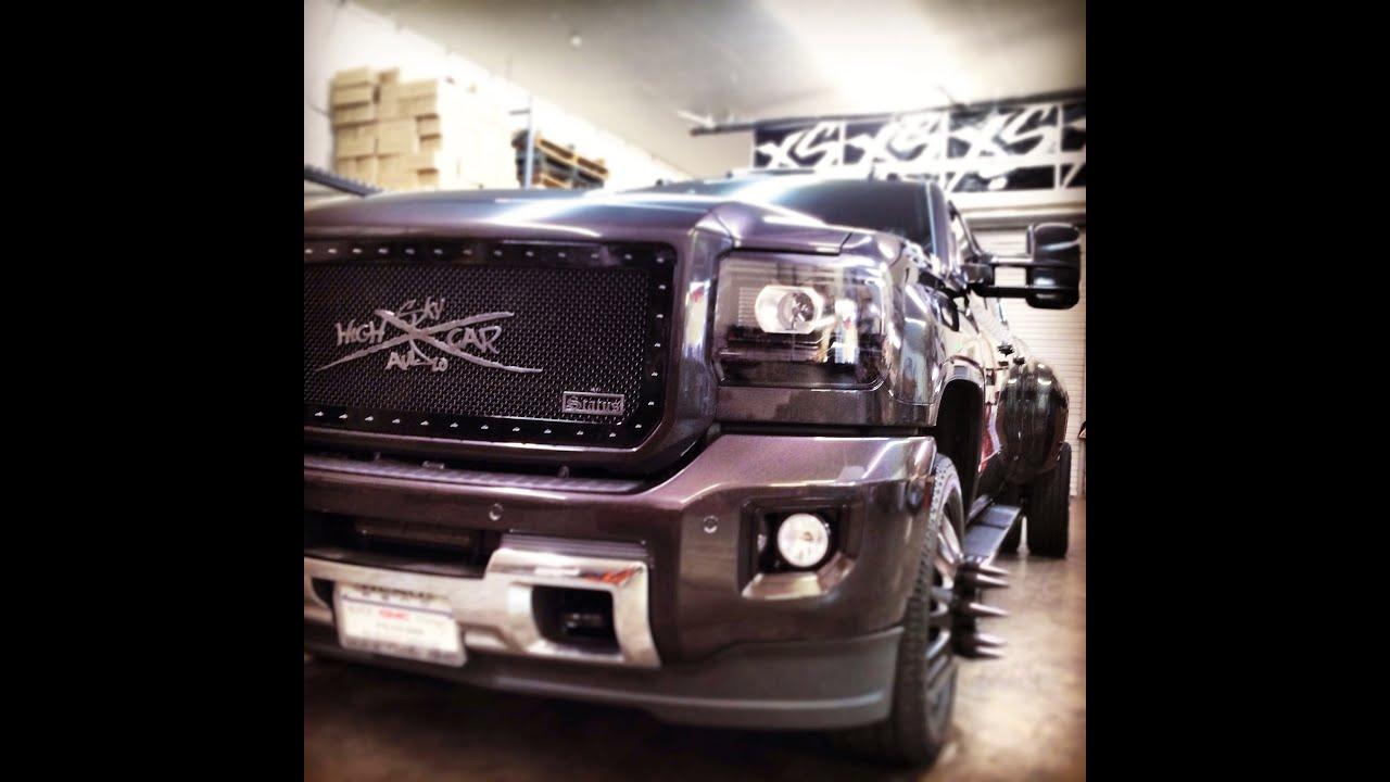 2015 Gmc Sierra 2500hd Denail Sema Truck additionally Yr 2014 likewise Realview Vehicle furthermore 237 10 Inch Lift Kit 2011 2016 Gm 2500hd Diesel Stage 1 as well Gmc Large Truck Logo. on 2014 gmc sierra duramax