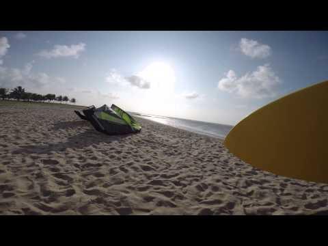 Kitesurf - kitetrip 2014 - Barra do cunhaú - Pipa - Rio Grande do Norte