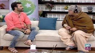 """Segment """"Kuch Kaha Kia""""   Faysal Qureshi   Eshal Fayyaz   Sangeeta   Aadi"""