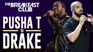 The Breakfast Club Responds To Pusha T Vs Drake