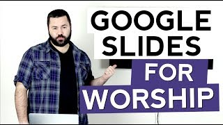 How to Create Free Slide Presentations [with Google Slides]