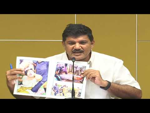 Sri Dhulipalla Narendra Kumar Addressing Media about YCP Rally in favor of 3 Capitals - Live.