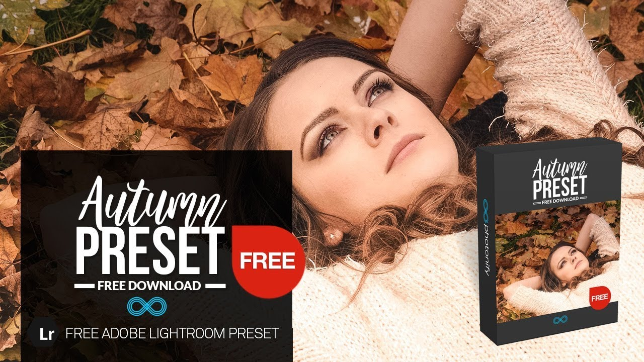 Free Autumn Lightroom Preset for Outdoor Photography in the Fall