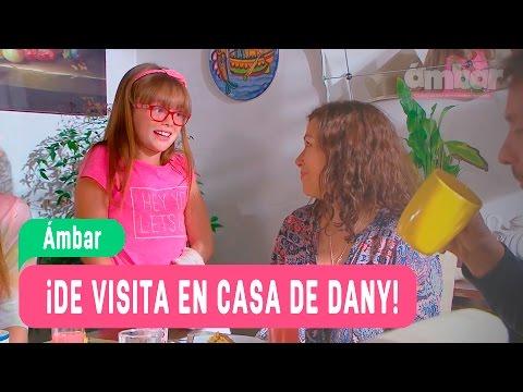 Las Aventuras De Ambar - ¡De Visita En Casa De Dany! / Capítulo 83
