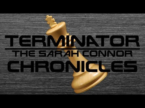 CINEMA SCACCHI 49 - Terminator: Sarah Connor Chronicles - I won't be Back! (2009)