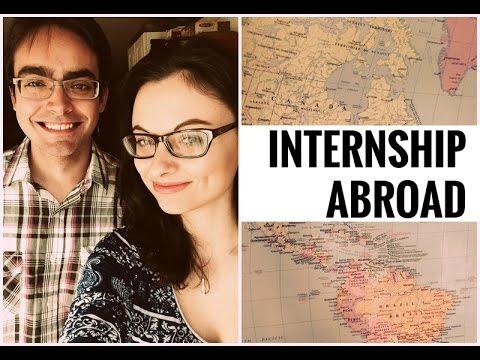How to get an Internship Abroad