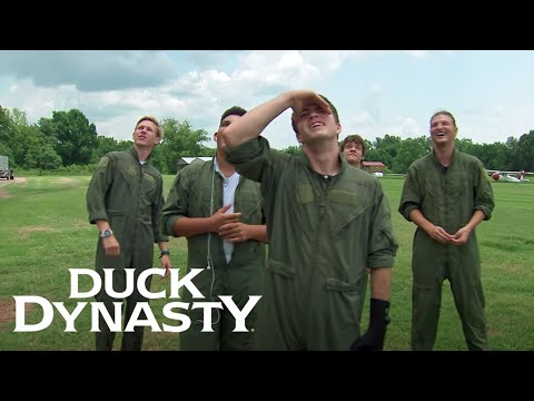 Duck Dynasty: John Luke's HighFlying Bachelor Party  A&E