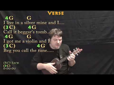 Uncle Johns Band Grateful Dead Ukulele Cover Lesson In G With