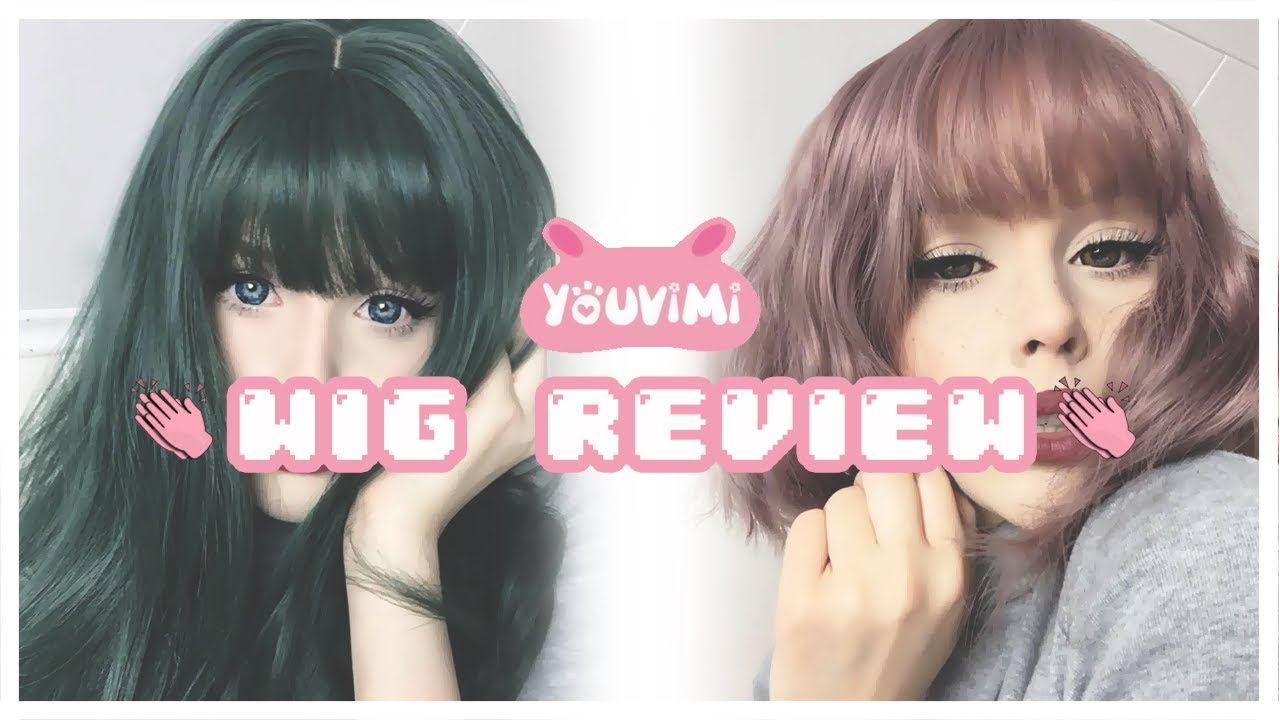 ♡ YOUVIMI WIG REVIEW ♡