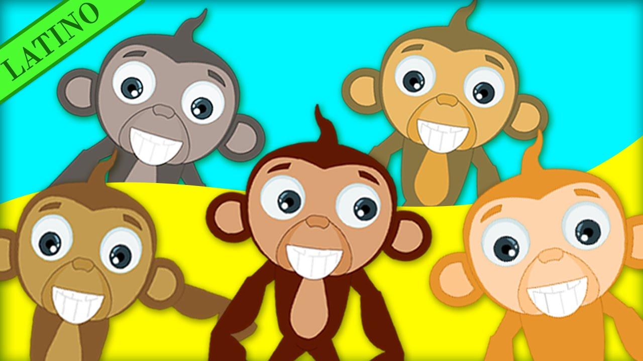 Dibujos Monos Infantiles Awesome Dibujos Para Nios En