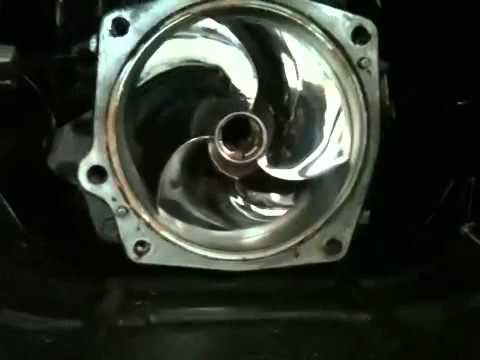 Yamaha FZS and FZR New Solas Impeller