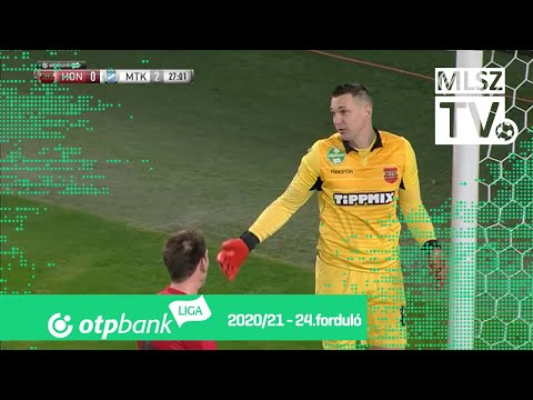 Honved MTK Budapest Goals And Highlights