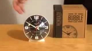 Newgate Bubble Mantel Alarm Clock From Www.handsandface.com