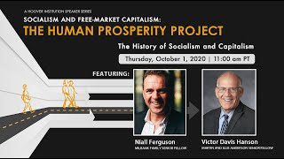 The History Of Socialism And Capitalism