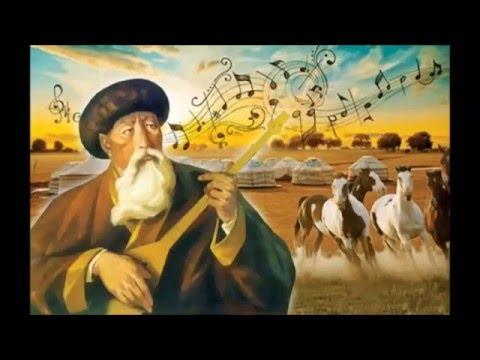 The best Kazakh's Instrumental dombra music|KURMANGAZY| Dombra Курмангазы Домбыра