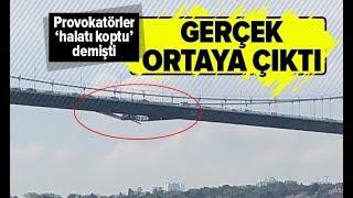 SON DAKİKA! İstanbul'da deprem! 15 Temmuz Şehitler Köprüsü'nde son durum....